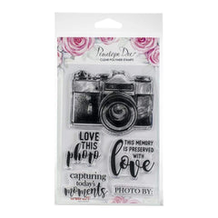 Penelope Dee - Photogenic Stamp Camera