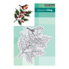 Penny Black Clear Stamps - Cheerful Christmas