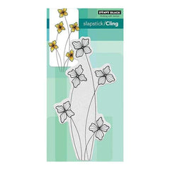Penny Black Cling Stamp 3.5Inch X6.7Inch Floweret