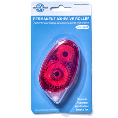 Universal Crafts - Permanent Adhesive Roller