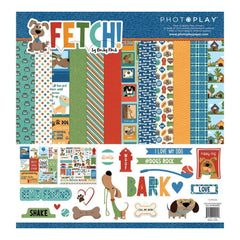 PhotoPlay Collection Pack 12inch X12inch Fetch