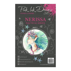 Pink Ink Designs - A5 Clear Stamp Nerissa