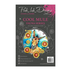 Pink Ink Designs - Clear Stamp Cool Mule A5