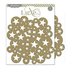 Pink Paislee - Luxe Collection - Placemats Stars
