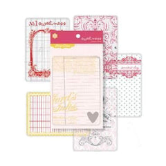 Pink Paislee - Sweetness - Clear Cards