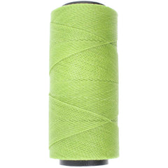 Helby Import - Knot It Waxed Poly Cord 1mmx144 meters - Lime