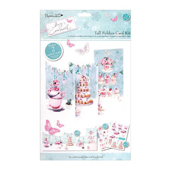 DoCrafts - Papermania Lucy Cromwell Tall Foldies Card Kit