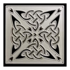 Poppy Crafts - Beautiful Celtic Square #2 die