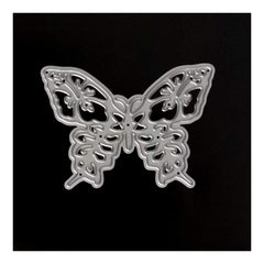 Poppy Crafts Dies - Beautiful Butterfly Die Design