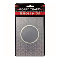 Poppy Crafts Embossing Folders