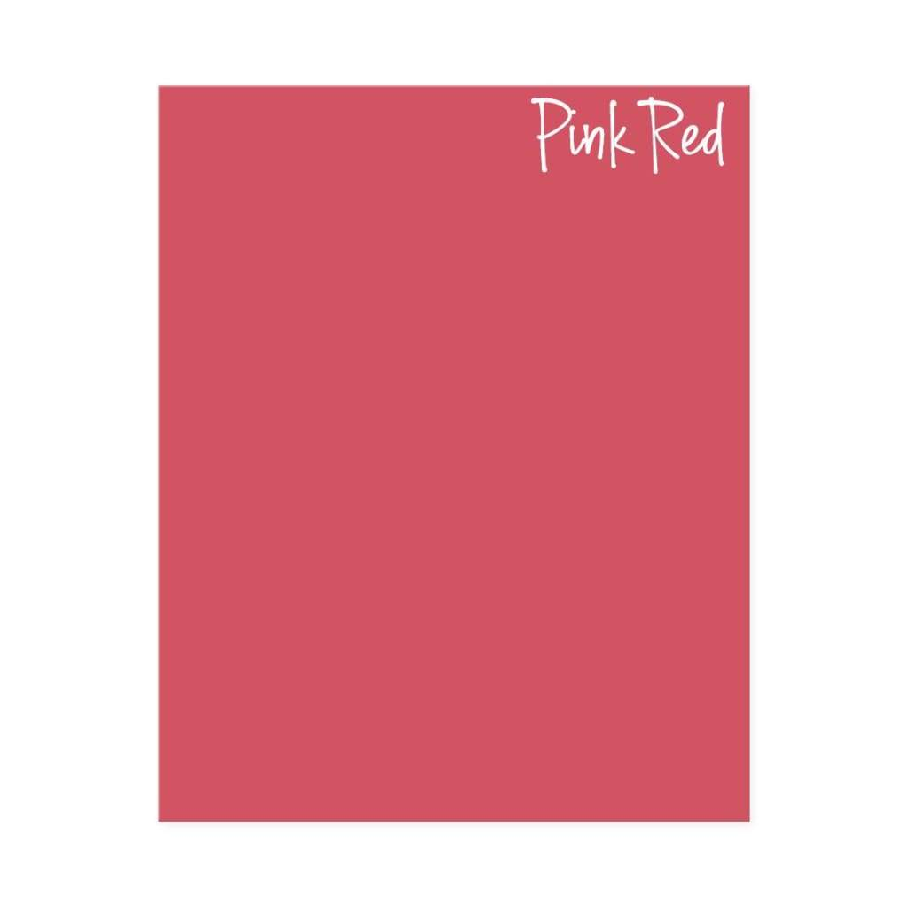 Poppy Crafts - Heat Transfer Vinyl - 08 Pink Red