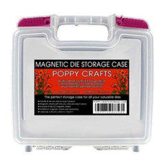 Poppy Crafts - Magnetic Die Case