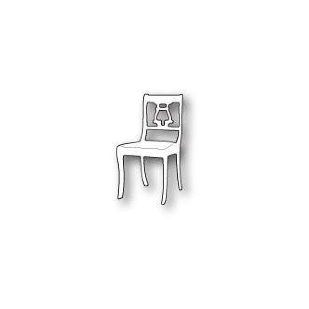 Poppystamps  - Formal Chair
