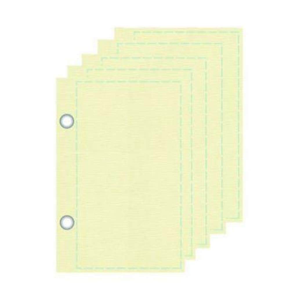 Prima Marketing - Canvas - Plain Canvas Album - Refill Pages