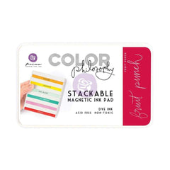 Prima Marketing Color Philosophy Dye Ink Pad - Fruit Punch