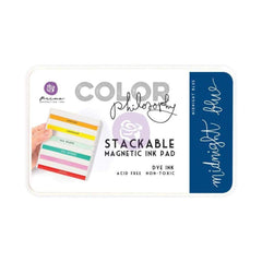 Prima Marketing Color Philosophy Dye Ink Pad - Midnight Blue