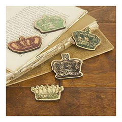 Prima Marketing - Crown Embellishments