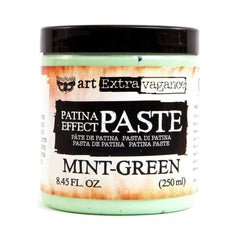 Prima Marketing - Finnabair Art Extravagance Patina Effect Paste 8.45oz Mint Green