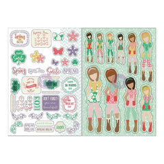 Prima Marketing - Julie Nutting Planner Monthly Stickers 2 pack - March