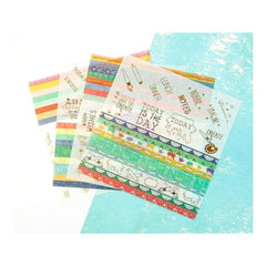 Prima Marketing - Julie Nutting Planner Washi Stickers 4 pack