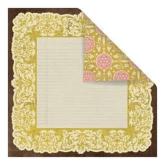 Prima Marketing - Melody - Timeless 12X12 Inch Double-Sided Cardstock (Pack Of 10)