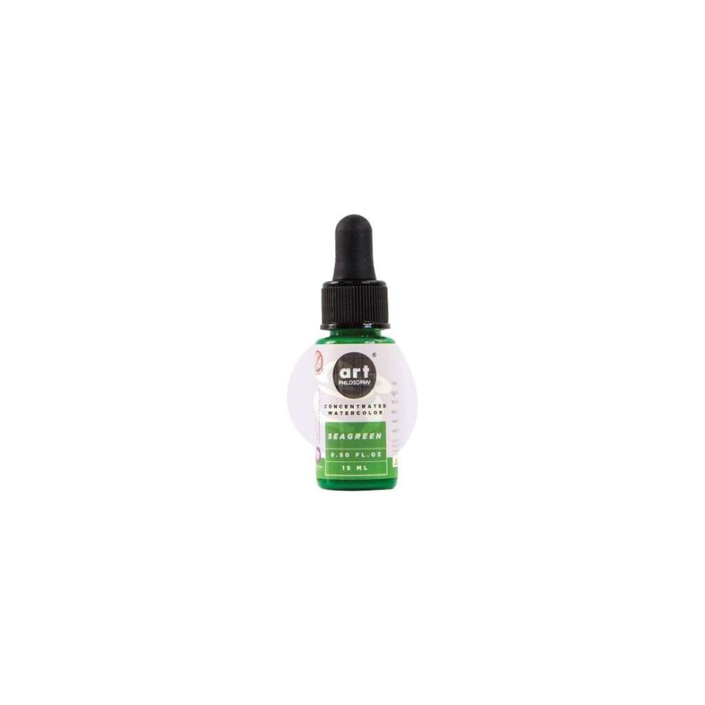 Prima Marketing Watercolour Concentrate .5oz - Seagreen
