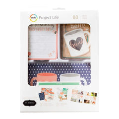 Project Life Value Kit 80 pack Jen Hadfield DIY Home