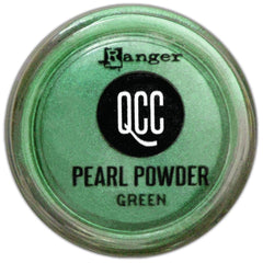 Ranger Quick Cure Clay Pearl Powders - Green