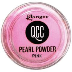 Ranger Quick Cure Clay Pearl Powders - Pink