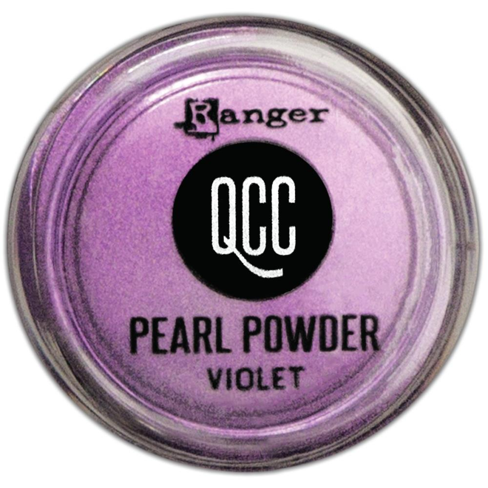 Ranger Quick Cure Clay Pearl Powders - Violet