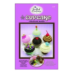Quilled Creations - Cupcake Treasure Boxes Quilling Kit