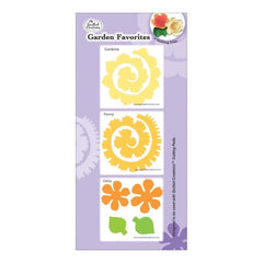 Quilled Creations - Quilling Dies Garden Favorites