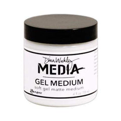 Ranger/ Dina Wakley Media Gel Medium 4Oz (118Ml)