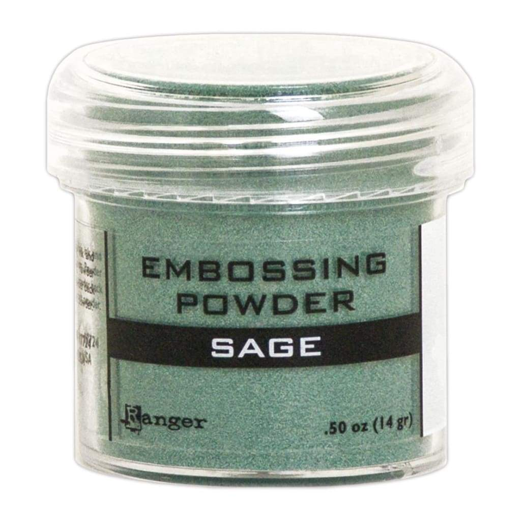 Ranger Embossing Powder - Sage Metallic