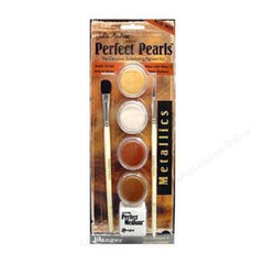 Ranger Perfect Pearls Embellishment Pigment Kit - Metallics
