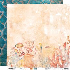 Studio Light Ocean View Double-Sided Cardstock 12 inch X12 inch NR. 02