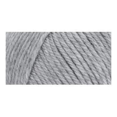 Red Heart Soft Yarn - Light Grey Heather