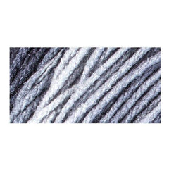 Red Heart Super Saver Ombre Yarn - Anthracite