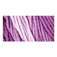 Red Heart Super Saver Ombre Yarn - Purple