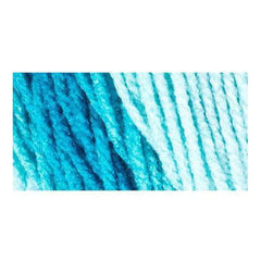 Red Heart Super Saver Ombre Yarn - Scuba