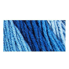 Red Heart Super Saver Ombre Yarn - True Blue