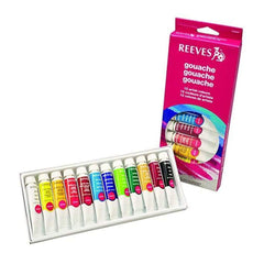 Reeves - Gouache 10ml Set 12