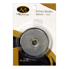 Martelli Rotary Cutter Blade Refill 45mm 1 pack