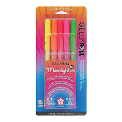 Sakura Gelly Roll Moonlight 06 5 Pack Dawn