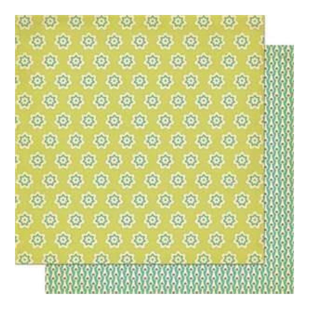 Sale Item - Cosmo Cricket - Upcycle - Re:Found 12X12 Double-Sided Cardstock   (S