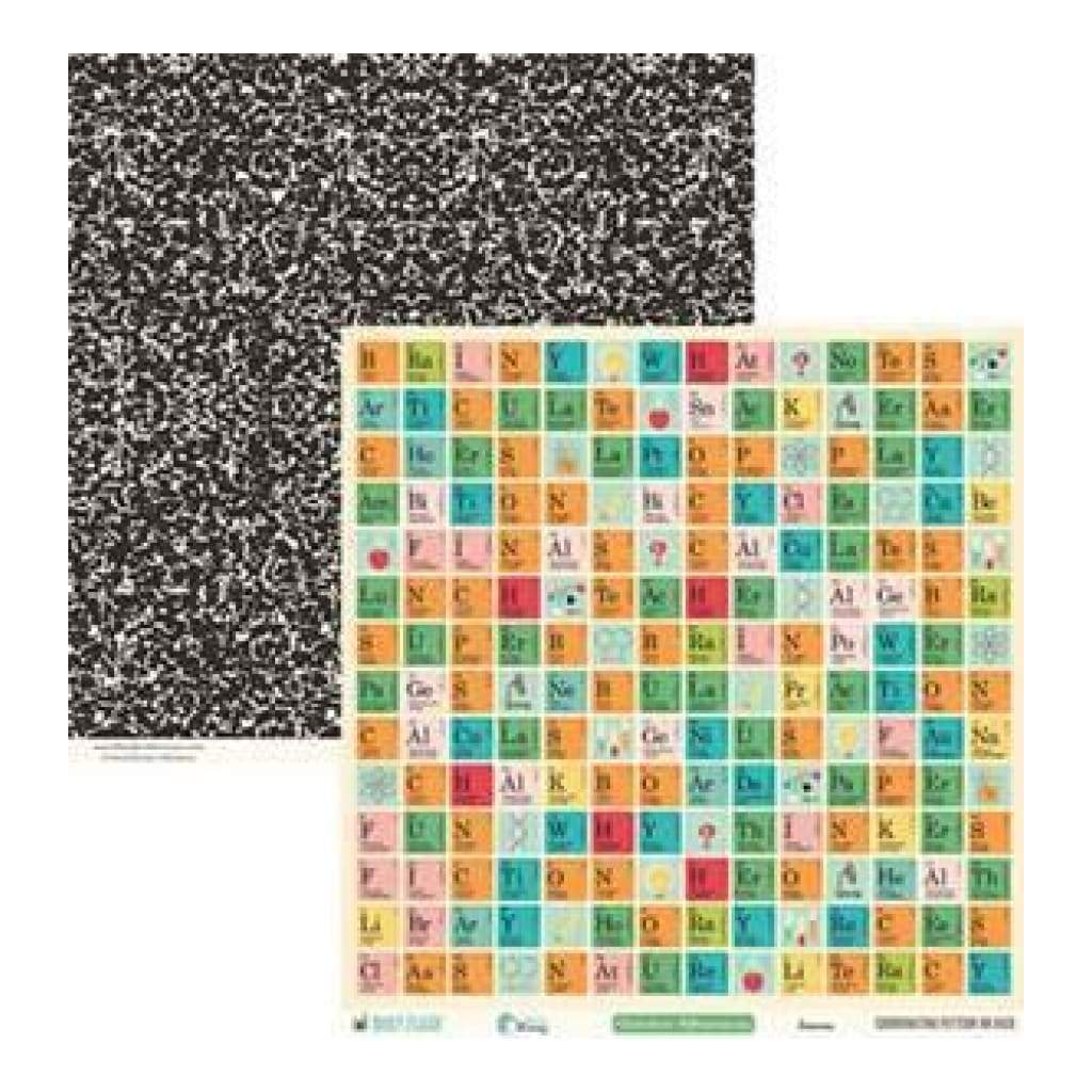 Sale Item - Daily Flash - Milk Money - Science 12X12 Double-Sided Paper  - Singl