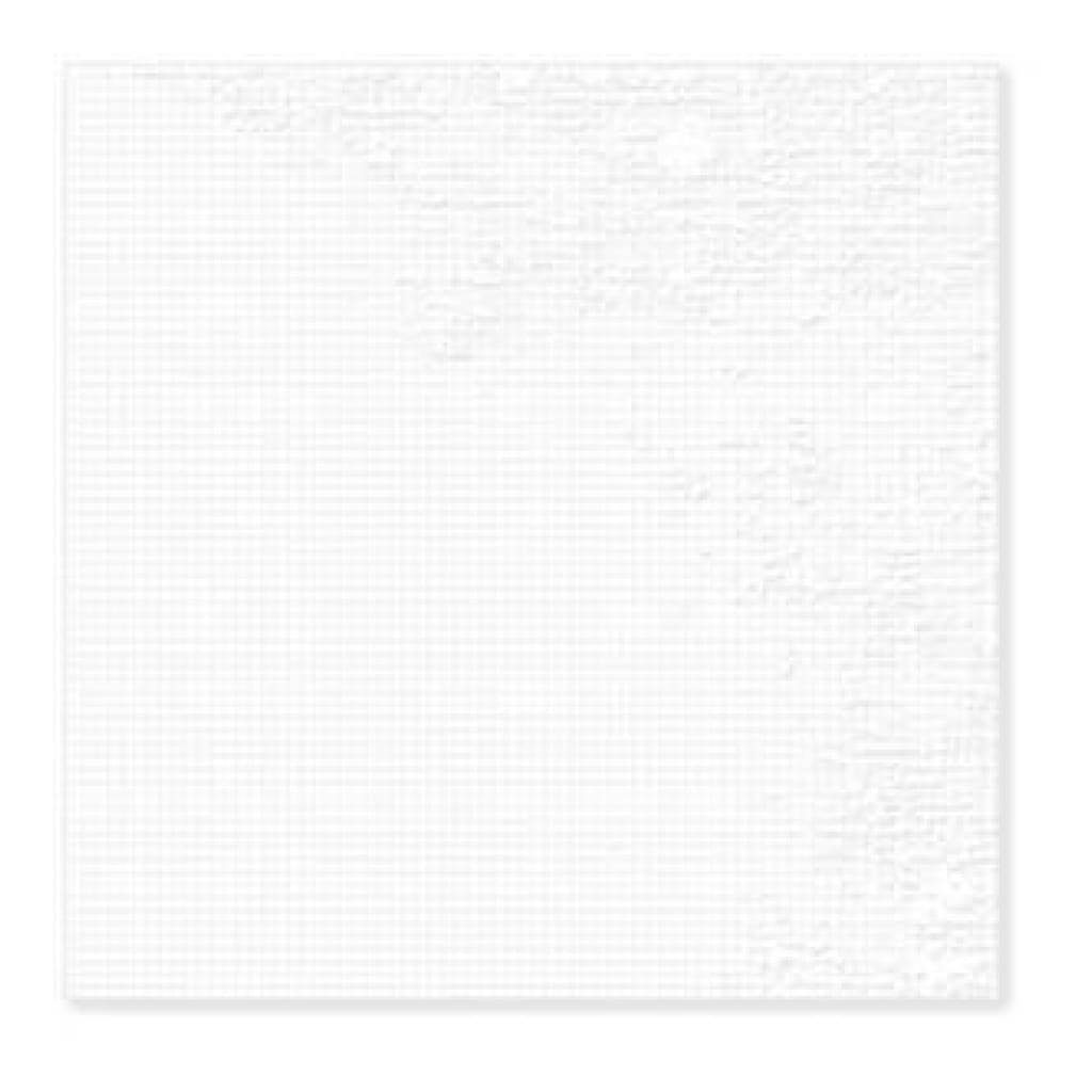Hambly Screen Prints - Mini Graph Overlay - White  - Single 12X12 Sh