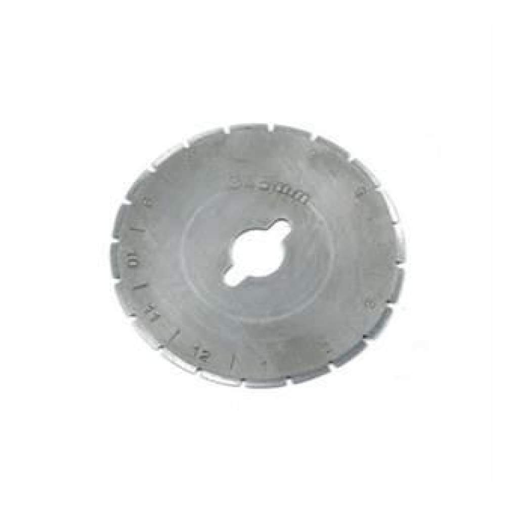 Sale Item - Wer Memory Keepers - Crafters Large Rotary Blade - Perforating