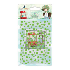 Santoro Kori Kumi A6 Embossing Folder An Apple A Day