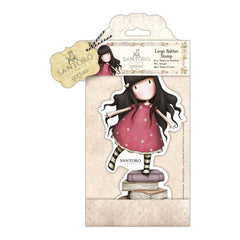 Santoro Large Rubber Stamps New Heights